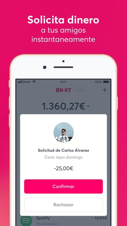 Bnext - Tu cuenta sin Banco screenshot-3