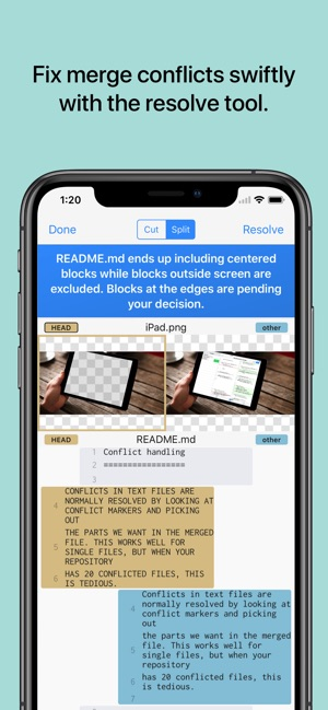 Working Copy on the App Store