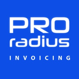 Proradius Invoicing