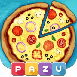 Pizza maker cooking games