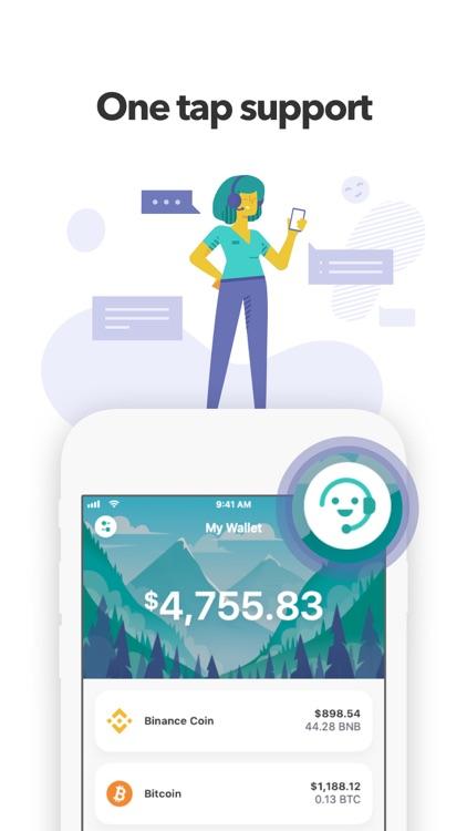 ZenGo: Bitcoin & Crypto Wallet screenshot-4