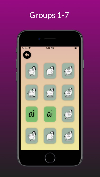 Phonics Memory Game screenshot-3