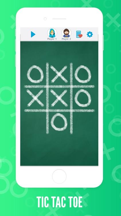 Tic Tac Toe OXO screenshot-0