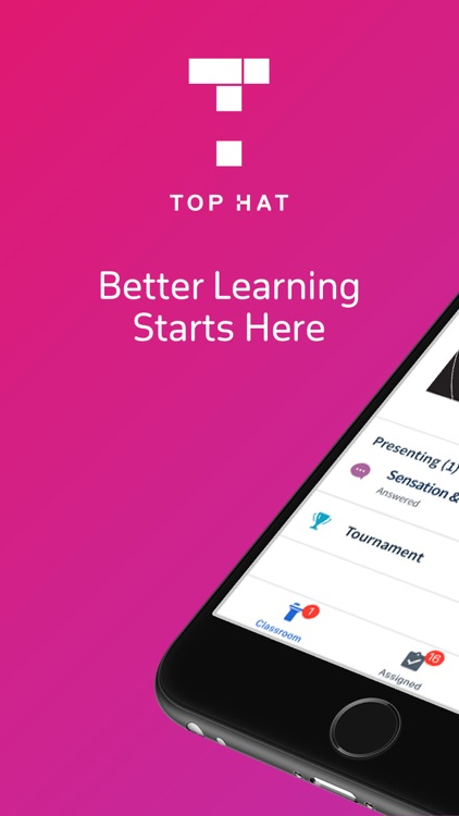 Top Hat - Better Learning