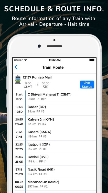 Where is my Train - Confirm screenshot-7