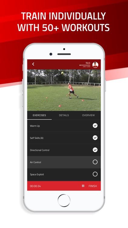 Train Effective Soccer Academy screenshot-4