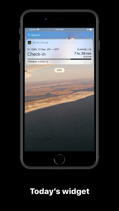 App in the Air Screenshot