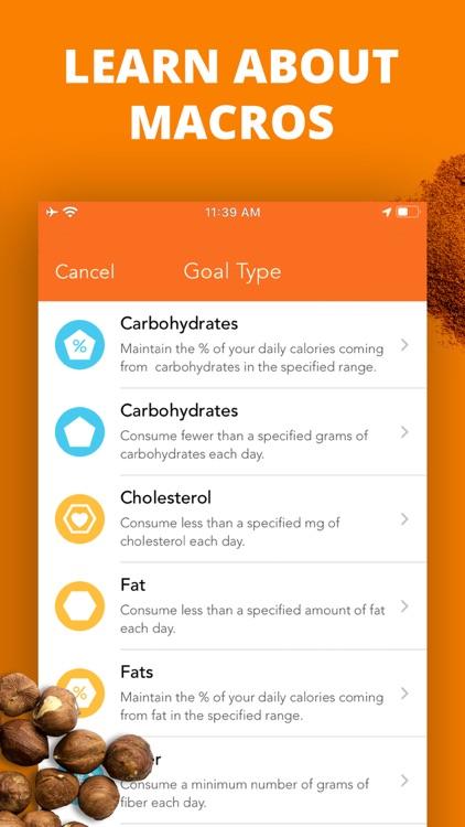 Lose It! – Calorie Counter screenshot-9