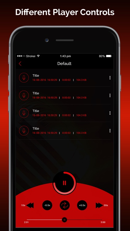 Quick Recorder Pro screenshot-4
