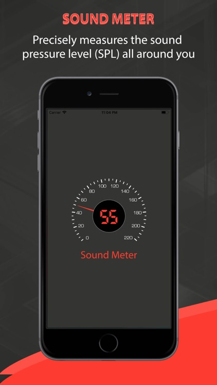 Real Sound Meter screenshot-0