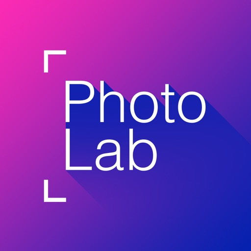 Photo Lab: Picture Editor face app logo