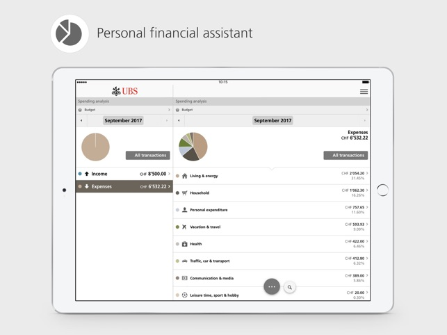 UBS Mobile Banking on the App Store