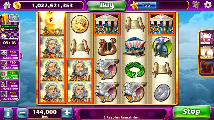 Jackpot Party - Casino Slots screenshot-0