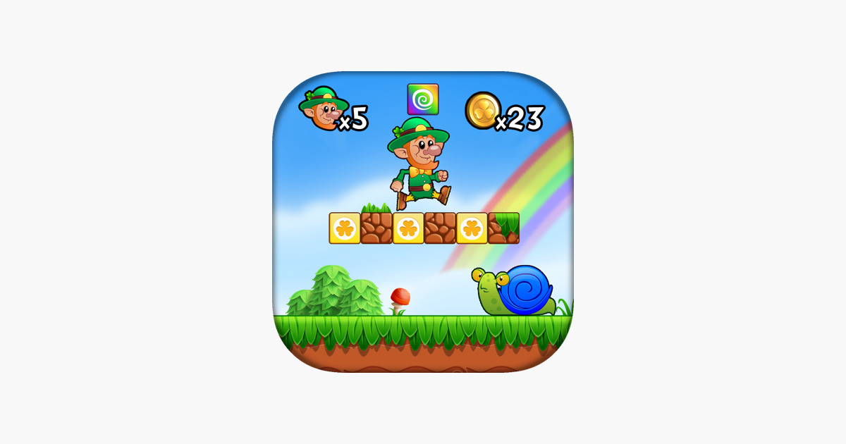 Lep's World 3 - Jumping Games on the App Store
