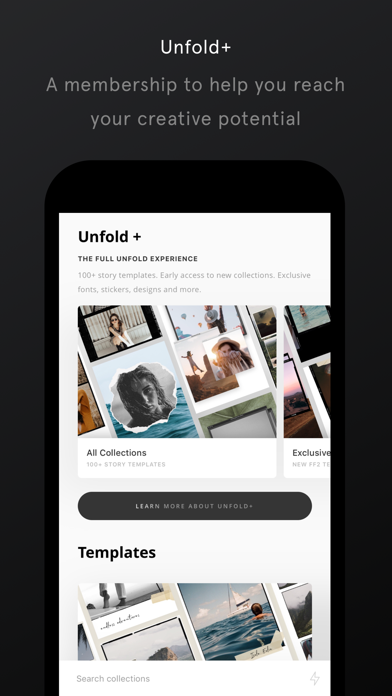download Unfold — Editor de Historias apps 5