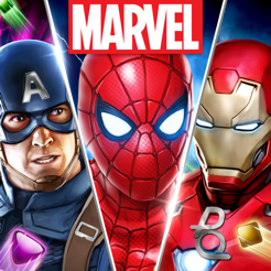 ‎MARVEL Puzzle Quest: Hero RPG