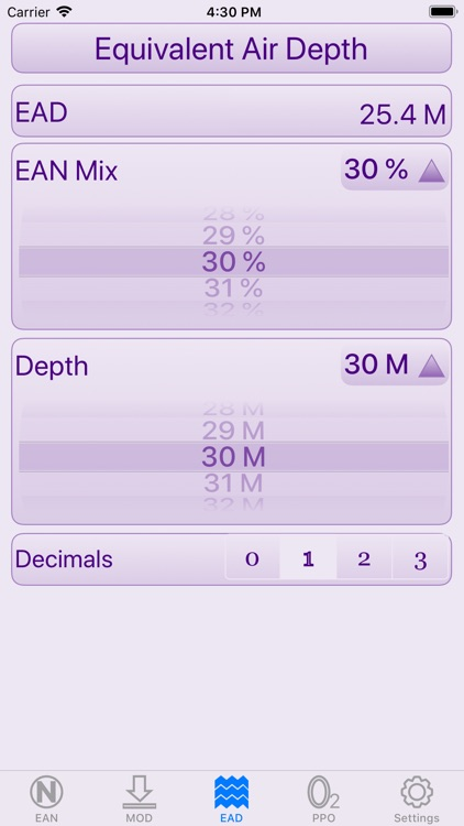 Nitrox Helper screenshot-5