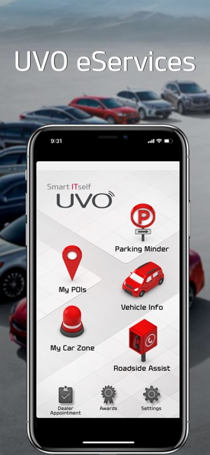UVO eServices on the App Store