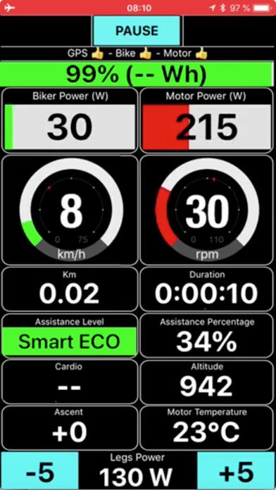 Screenshot #1 pour BLEvo - For Smart Turbo Levo