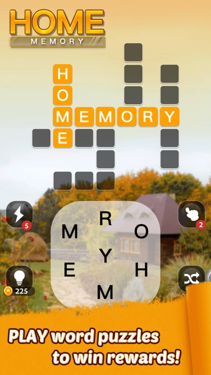 Home Memory: Word &Home Design screenshot-3