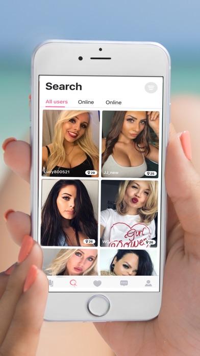 Shake It! - Hookup Dating Apps Screenshot