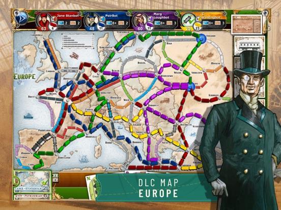 Ticket to Ride - Train Gameのおすすめ画像8