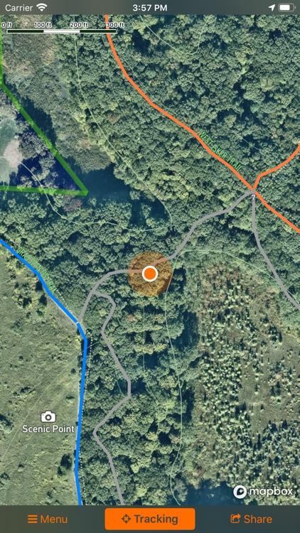 #TrailsRoc Maps