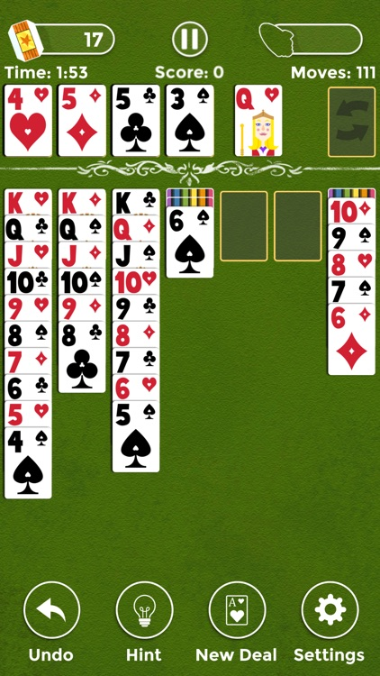 Mighty Solitaire screenshot-4