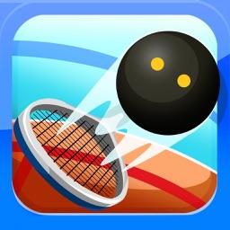 Squash Sport Emojis Stickers