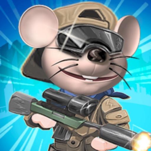 Mouse Mayhem Shooting & Racing