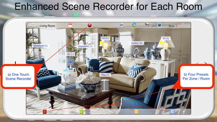 HOS SmartHome for HomeKit Live screenshot-4