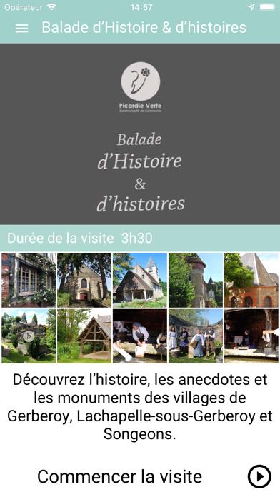 Balade d'Histoire&d'histoires screenshot 2
