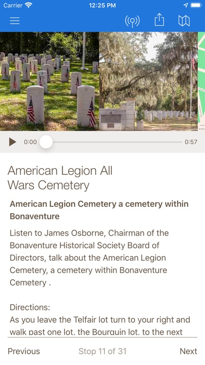 Bonaventure Cemetery Tours screenshot-4
