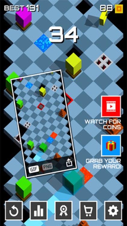 Epic Cube Roll New Games 2019 screenshot-3