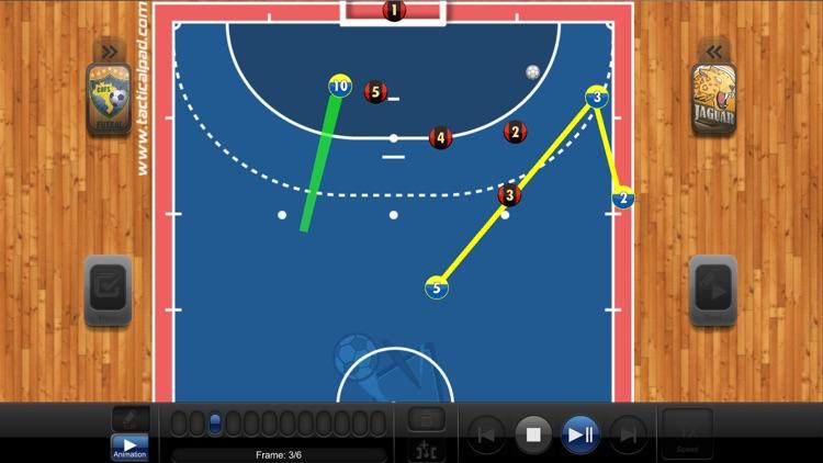TacticalPad Futsal & Handball screenshot-3