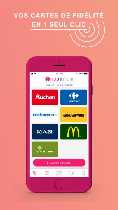 Shopmium : cashback & bon plan