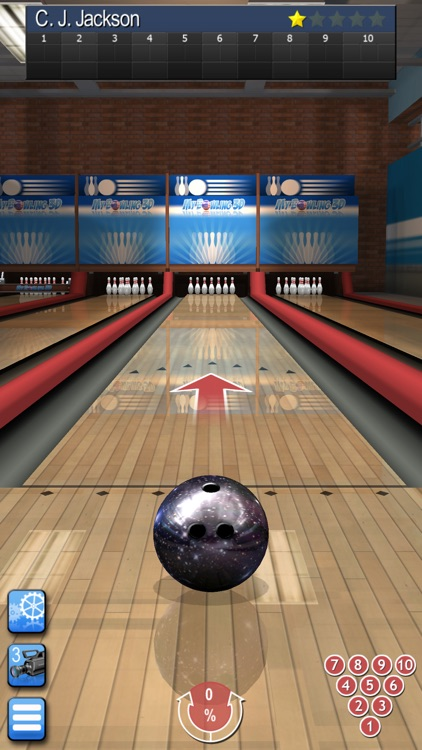 My Bowling 3D screenshot-0