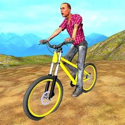 Impossible tracks BMX Rider