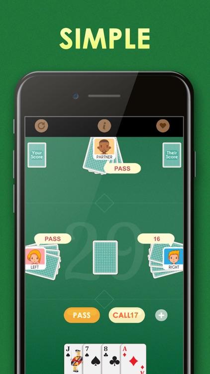 29 card game +