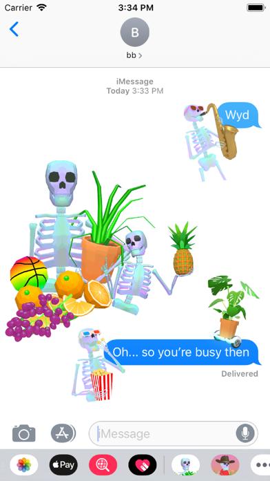 Skeletons, Etc