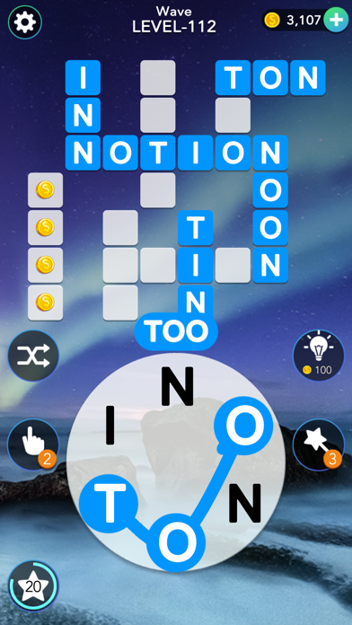 Word Mind: Crossword ... screenshot1