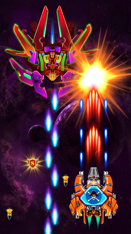 Galaxy Attack: Alien Shooter screenshot-5