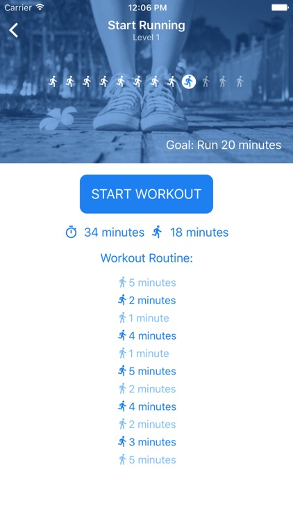 Start Running. Couch to 5k
