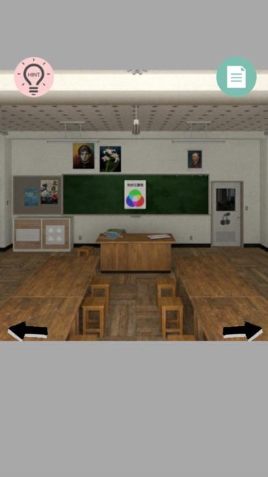 脱出ゲーム 美術室からの脱出!のおすすめ画像2
