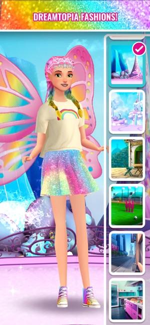 Barbie™ Fashion Closet on the App Store