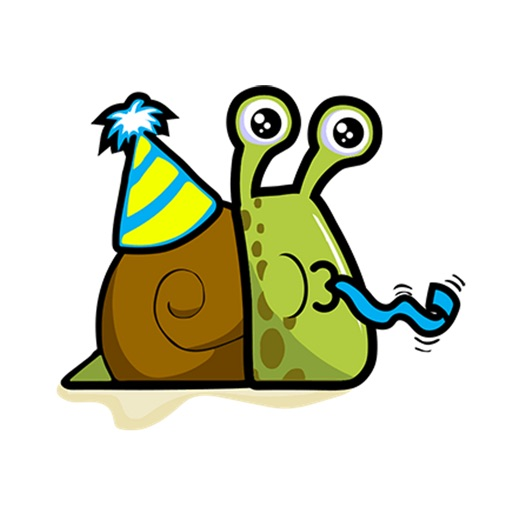 Slimmy Smily Snail icon