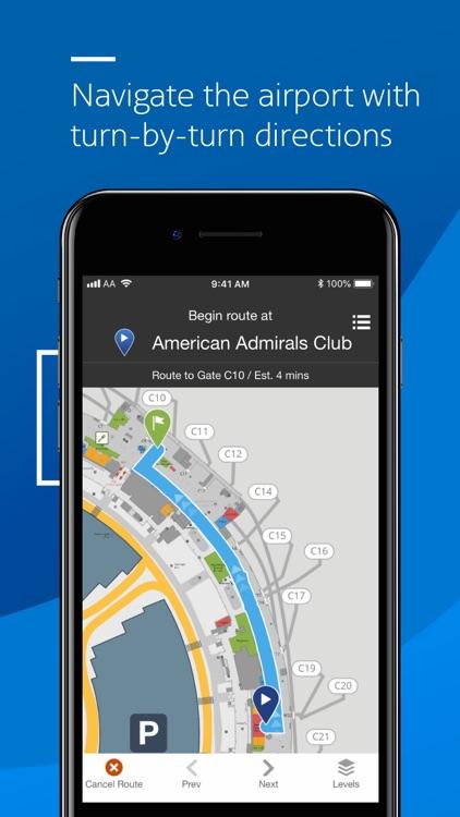 American Airlines screenshot-5
