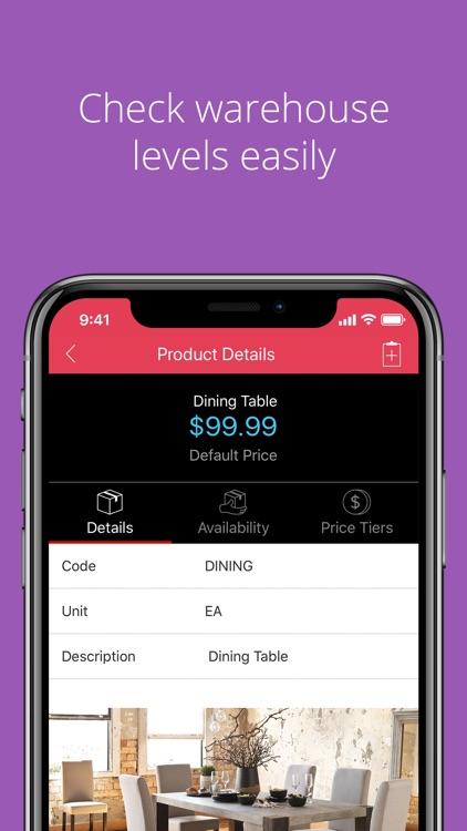 Unleashed Sales App screenshot-3