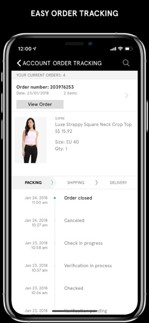 38e05b10db5 ZALORA - Fashion Shopping on the App Store