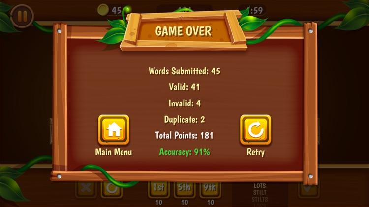 Tappy Word screenshot-4